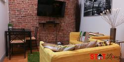 Cyanotic Livingroom