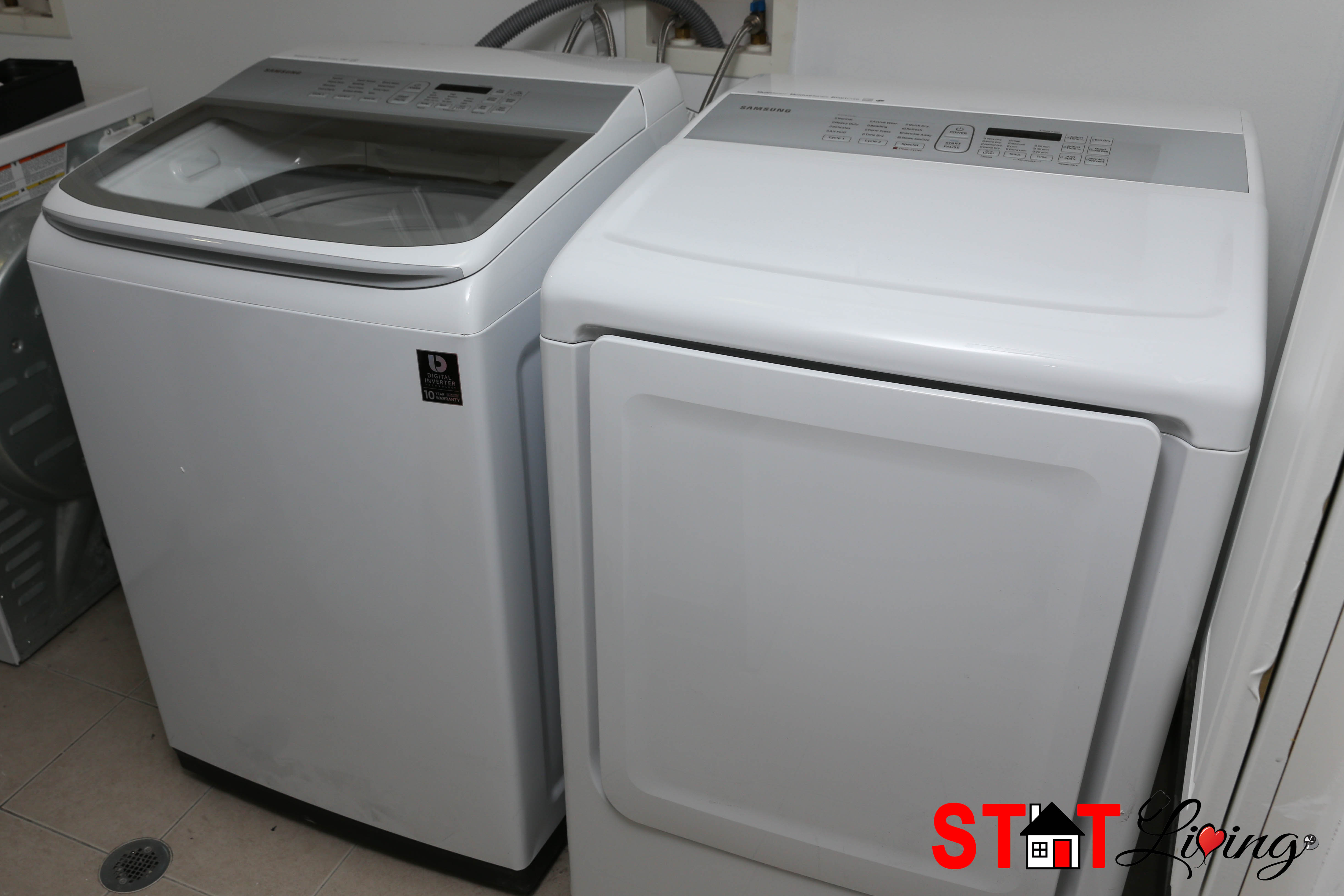 Argon Washer