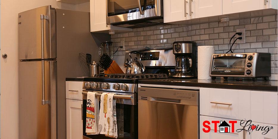 Noxious kitchen