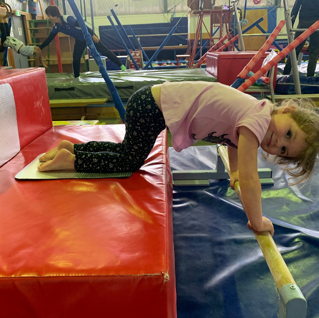 Kindergym Woden Valley Gymnastics