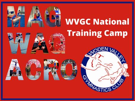 Inaugural WVGC National Training Camp