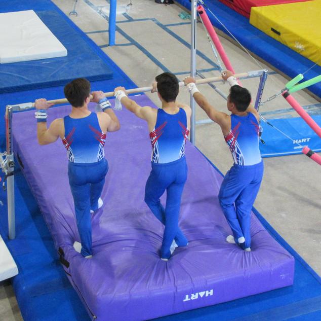 Woden Valley Gymnastics MAG 5