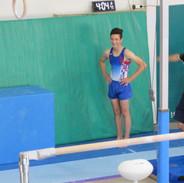Woden Valley Gymnastics MAG 8