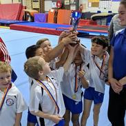 Woden Valley Gymnastics MAG 10