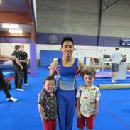 Woden Valley Gymnastics MAG 1