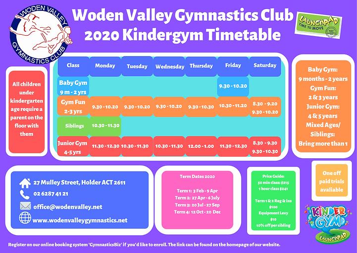 Kindergym Timetable Term 4 2020.png