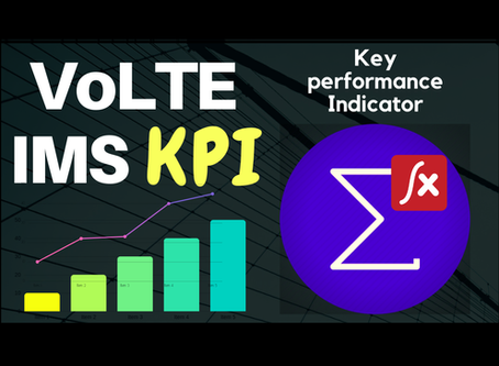 07. VoLTE IMS KPI & Performance