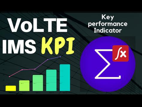 07. VoLTE IMS KPI & Performance