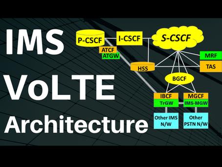 02. VoLTE IMS Architecture