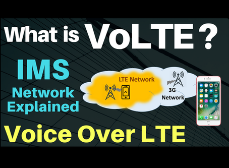 01. What is VoLTE – IMS Overview , Basics & Fundamentals