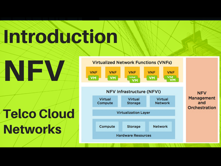 02. Introduction to NFV : Network function Virtualization
