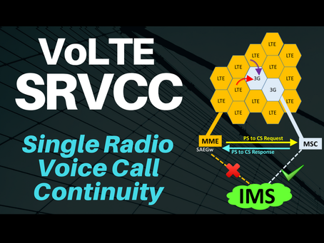 05. Single Radio Voice Call Continuity (SRVCC) and CSFB Vs SRVCC