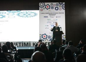 2. Akıllı Fabrikalar ve Proses Yönetimi Konferansı