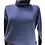 Thumbnail: Maglia girocollo/dolcevita con collo rimovibile in cachemire e lana