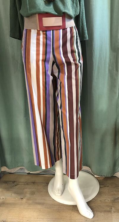 Pantalone bojan rigato