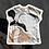 Thumbnail: T-shirt jersey swan in cotone