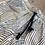 Thumbnail: Pantalone vaniglia elastico e cordone in vita
