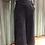 Thumbnail: Gonna Pantalone velvet colore blu notte