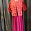Thumbnail: Bolerino kimono in cotone color fuxia