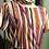 Thumbnail: Camicia scatoletta in cotone a righe color pervinca