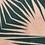 Thumbnail: Pantalone morbido palm shiny amarena/sky