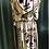 Thumbnail: Vestito stampo afro in viscosa