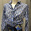 Thumbnail: Camicia incrociata/cross shirt color lapis