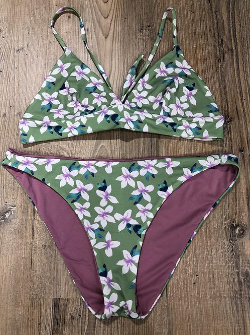 Bikini fiorato