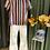 Thumbnail: Jeans a zampa Ottod'Ame bianco