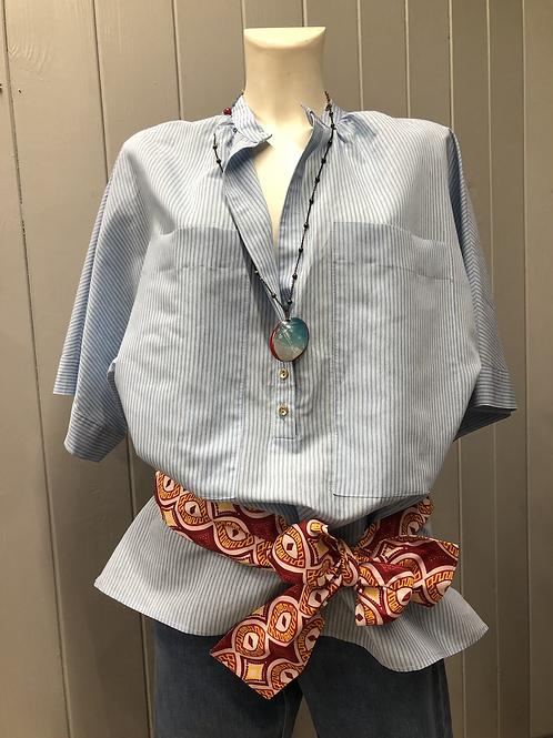 Camicia con manica a kimono