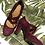 Thumbnail: Scarpa in camoscio-nappa color rubino