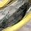 Thumbnail: Borsa camoscio tracolla pelle doppia cerniera