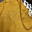 Thumbnail: T-shirt Meyssane scollo V bordo ajour M/corta