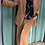 Thumbnail: Pantalone vintage velvet color canyon