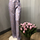 Thumbnail: Pantalone palazzo a vita alta