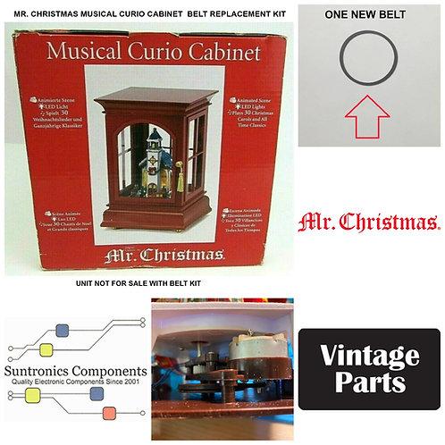 "Mr. Christmas ""Musical Curio Cabinet"" Belt kit"
