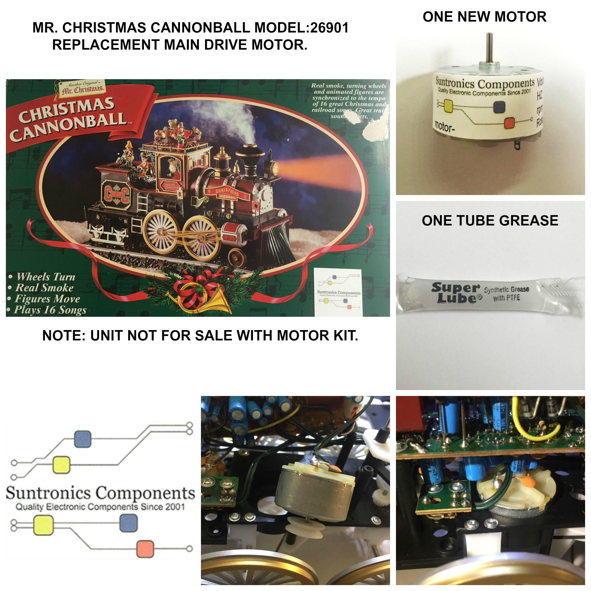 PicMonkey Image MR CHRISTMAS CANNONBALL MOTOR KIT  MODEL 26901.JPG