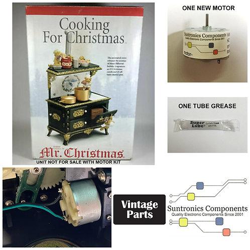 """Mr. Christmas """" Cooking For Christmas"""""""