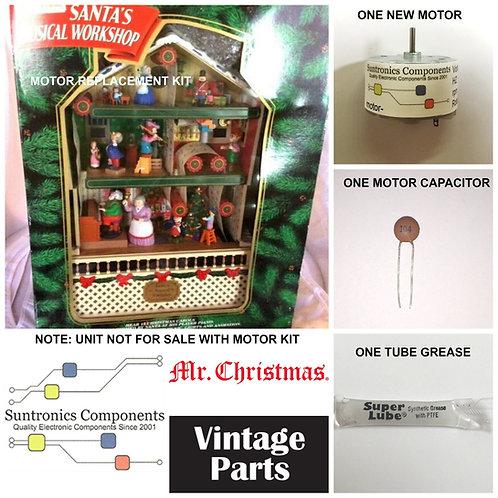 mr. christmas Santa's Musical Workshop motor kit