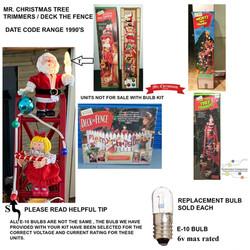 PicMonkey Image MR CHRISTMAS TREE TRIMER
