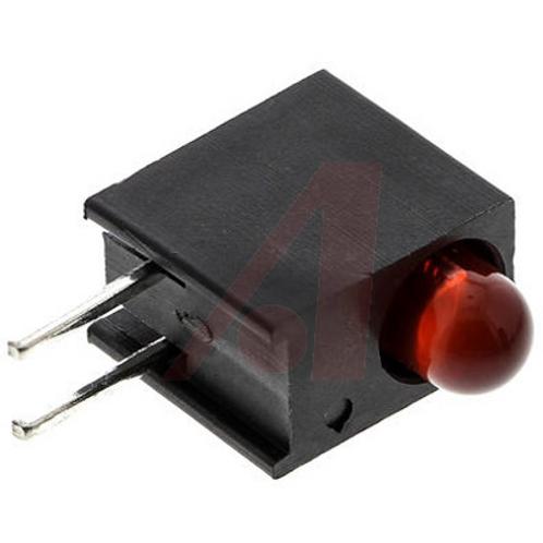 (  100 PCS IN BAG )551-1107 DIALIGHT-INDICATOR, CIRCUIT BOARD, LED