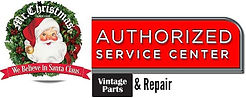 mr christmas authorized service center.j
