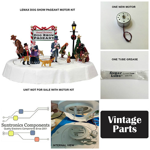"""Lemax """"Dog Show Pageant"""" Motor  kit"""