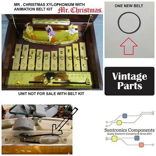 Mr. Christmas (Crosley ) Xylophonium with animation belt kit