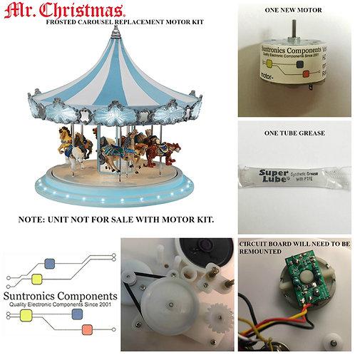 MR. Christmas FROSTED CAROUSEL Motor KIt