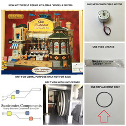 LEMAX OLDE FASHIONED CHOCOLATE COREPLACEMENT PARTS-MOTOR REPAIR KIT1