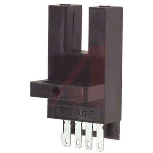 """OMRON PART# """"EE-SX673A"""" -Sensor; NPN; Slot Sensing Mode; Photomicro; 5 mm;"""