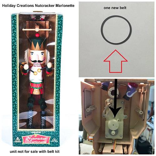 Holiday Creations Nutcracker Martionette