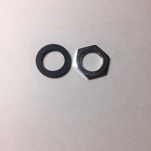 """""""LLPK1"""" HARDWARE -NUT &NITRILE RUBBER WASHER FOR SWITCH"""