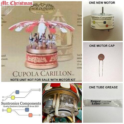 Mr. Christmas World's Fair Cupola Carillion